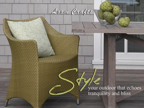 Style your outdoor