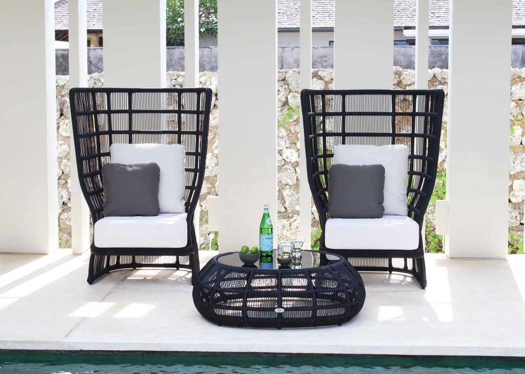 Different Types of Outdoor Furniture